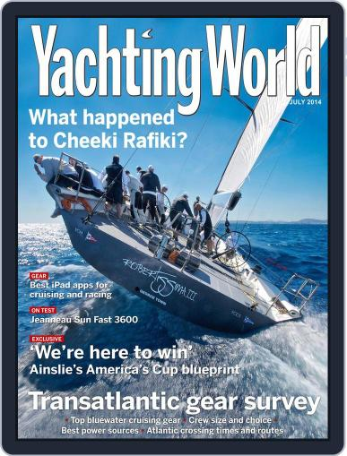 Yachting World (Digital) June 11th, 2014 Issue Cover