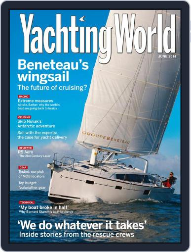 Yachting World (Digital) May 7th, 2014 Issue Cover