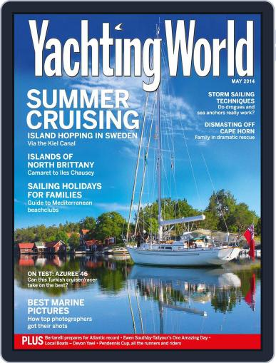 Yachting World (Digital) April 9th, 2014 Issue Cover