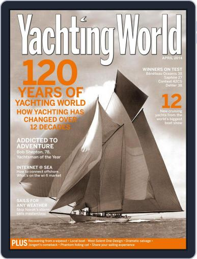Yachting World (Digital) March 12th, 2014 Issue Cover
