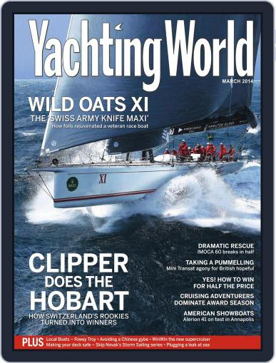 Yachting World (Digital) February 12th, 2014 Issue Cover