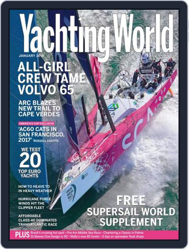 Yachting World (Digital) December 11th, 2013 Issue Cover