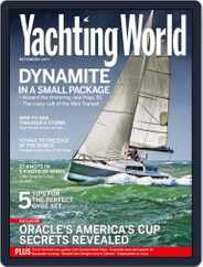 Yachting World (Digital) Subscription November 14th, 2013 Issue