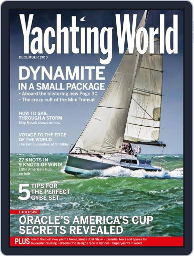 Yachting World (Digital) November 14th, 2013 Issue Cover