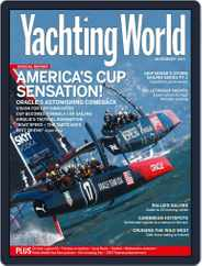 Yachting World (Digital) Subscription October 9th, 2013 Issue
