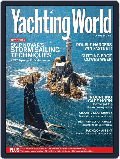 Yachting World (Digital) September 11th, 2013 Issue Cover
