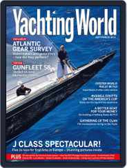 Yachting World (Digital) Subscription August 7th, 2013 Issue