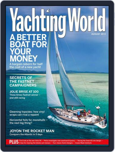 Yachting World (Digital) July 10th, 2013 Issue Cover
