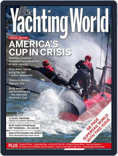 Yachting World (Digital) June 12th, 2013 Issue Cover