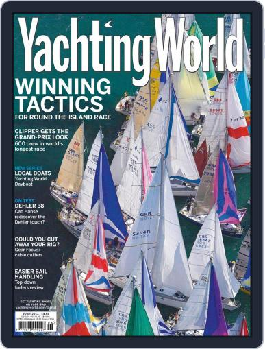 Yachting World (Digital) May 8th, 2013 Issue Cover
