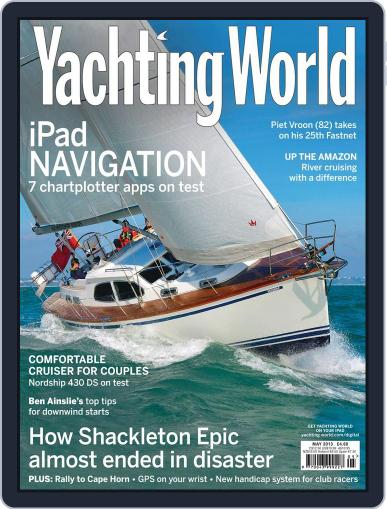 Yachting World (Digital) April 10th, 2013 Issue Cover