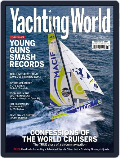Yachting World (Digital) February 13th, 2013 Issue Cover