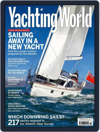 Yachting World (Digital) January 9th, 2013 Issue Cover