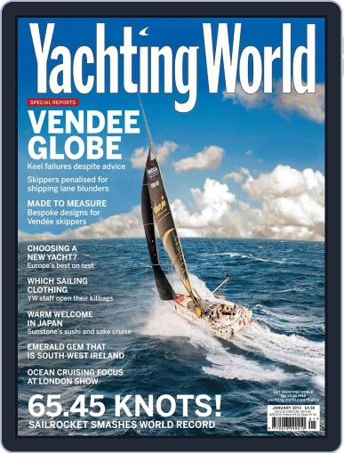 Yachting World (Digital) December 12th, 2012 Issue Cover