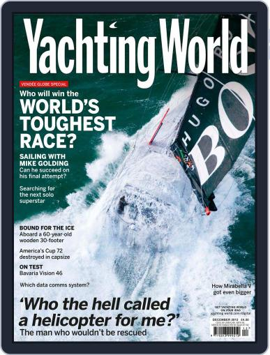 Yachting World (Digital) November 7th, 2012 Issue Cover