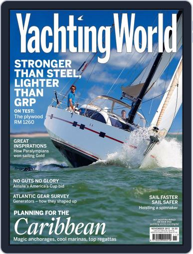 Yachting World (Digital) October 10th, 2012 Issue Cover