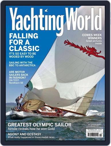 Yachting World (Digital) September 12th, 2012 Issue Cover