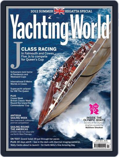 Yachting World (Digital) June 13th, 2012 Issue Cover