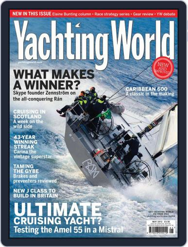 Yachting World (Digital) April 11th, 2012 Issue Cover