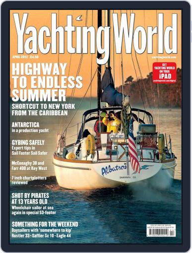 Yachting World (Digital) March 7th, 2012 Issue Cover