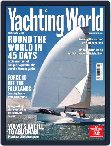 Yachting World (Digital) February 9th, 2012 Issue Cover