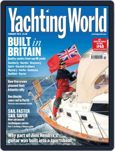Yachting World (Digital) January 11th, 2012 Issue Cover