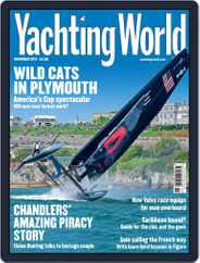 Yachting World (Digital) Subscription October 12th, 2011 Issue