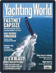 Yachting World (Digital) Subscription September 14th, 2011 Issue