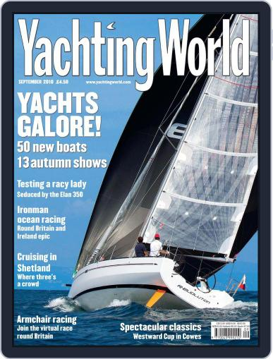 Yachting World (Digital) August 10th, 2010 Issue Cover