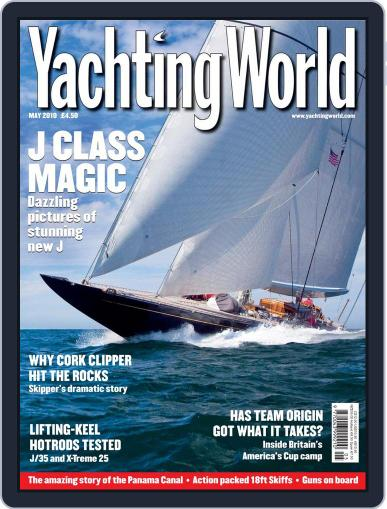 Yachting World (Digital) April 6th, 2010 Issue Cover