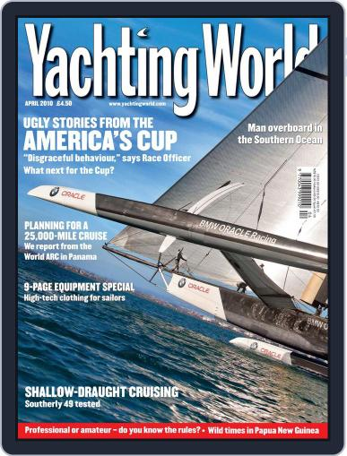 Yachting World (Digital) March 9th, 2010 Issue Cover