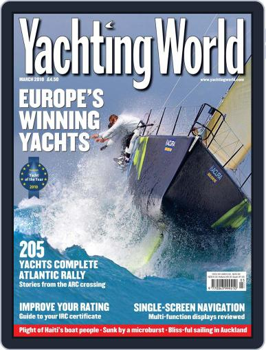 Yachting World (Digital) February 10th, 2010 Issue Cover