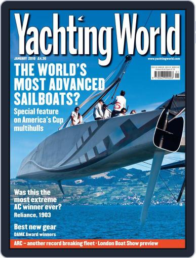 Yachting World (Digital) December 9th, 2009 Issue Cover