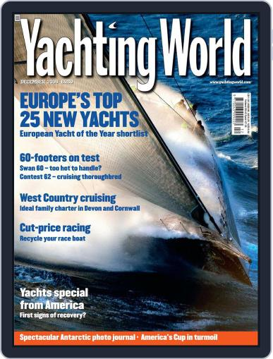 Yachting World (Digital) November 11th, 2009 Issue Cover