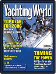 Yachting World (Digital) Subscription January 20th, 2006 Issue