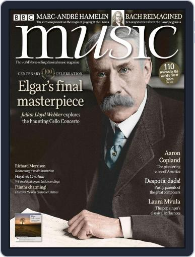 Bbc Music (Digital) September 1st, 2019 Issue Cover