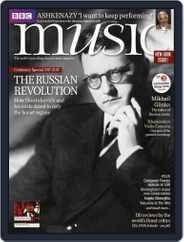 Bbc Music (Digital) Subscription November 1st, 2017 Issue