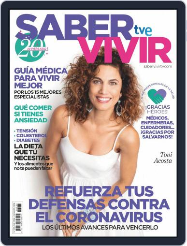 Saber Vivir (Digital) May 1st, 2020 Issue Cover