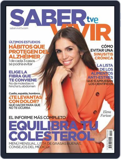 Saber Vivir (Digital) October 1st, 2019 Issue Cover