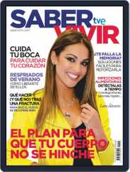 Saber Vivir (Digital) Subscription July 1st, 2019 Issue