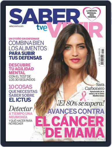 Saber Vivir (Digital) November 1st, 2018 Issue Cover