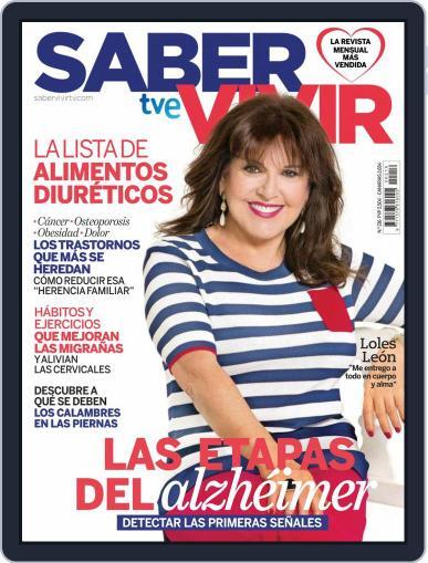 Saber Vivir (Digital) October 1st, 2018 Issue Cover
