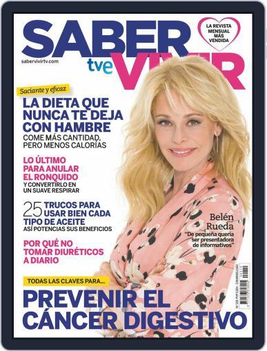 Saber Vivir (Digital) April 1st, 2018 Issue Cover