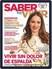 Saber Vivir (Digital) Subscription December 1st, 2017 Issue