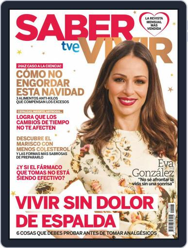 Saber Vivir (Digital) December 1st, 2017 Issue Cover