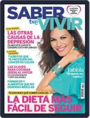 Saber Vivir (Digital) Subscription April 1st, 2017 Issue