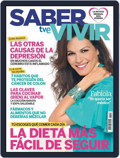 Saber Vivir (Digital) April 1st, 2017 Issue Cover
