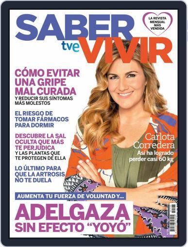 Saber Vivir (Digital) February 1st, 2017 Issue Cover