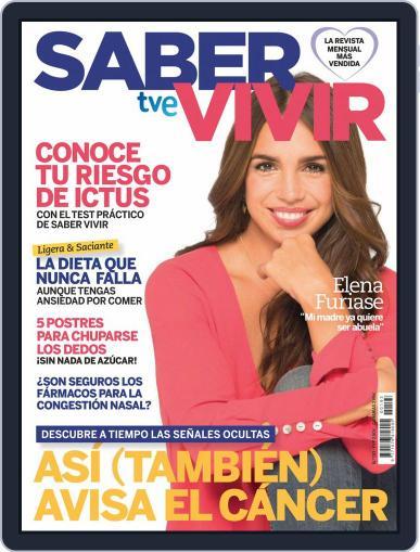 Saber Vivir (Digital) November 1st, 2016 Issue Cover