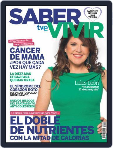 Saber Vivir (Digital) October 1st, 2016 Issue Cover